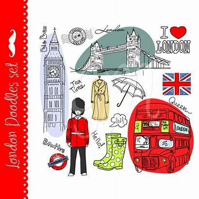 Clip London Clipart England Cartoon Bus Digital