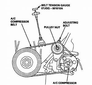 Honda Civic Timing Belt Diagram