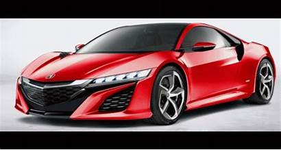 Acura Tlx Nsx Cars Animation Vehicles Rent