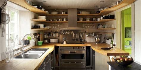 amenager la cuisine aménager une cuisine 40 idées pour le design