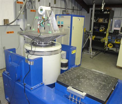 Vibration Testing Services Three Axis Ed Shakers