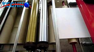China PVC Wall Panel Extrusion Line - YouTube