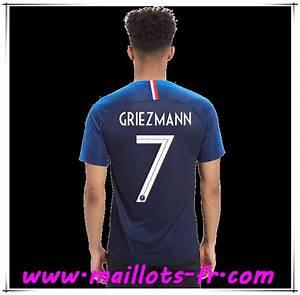 Maillot Griezmann France : nouveau deux toiles maillot equipe de france blanc ~ Melissatoandfro.com Idées de Décoration