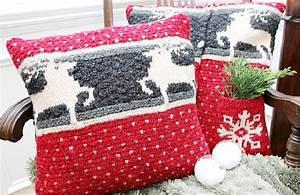 Cuscini natalizi fai da te Fotogallery