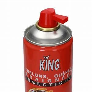 Bombe Insecticide Spéciale Pour Nids De Guêpes Et Frelons : bombe king frelon tout pour les nuisibles ~ Melissatoandfro.com Idées de Décoration