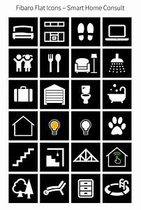 Smart Home Icon : flat icons smart home consult ~ Markanthonyermac.com Haus und Dekorationen