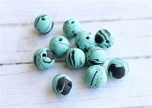 How To Make Polymer Clay Beads