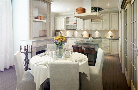 provence kitchen design provence style kitchen interior dining room stock 1673
