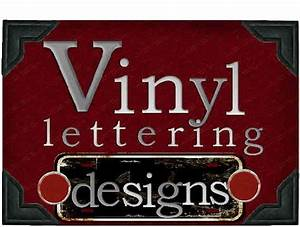 1000 images about cricut silhouette vinyl tutorials for Vinyl lettering designs