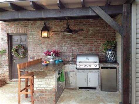 modele de cuisine d été 15 idées d 39 aménagement de cuisine d 39 été habitatpresto