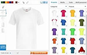 Tee Shirt A Personnaliser : t shirt personnaliser unique comme toi ~ Dallasstarsshop.com Idées de Décoration