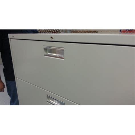 hon lateral file cabinet lock kit hon grey 4 drawer lateral file cabinet locking allsold