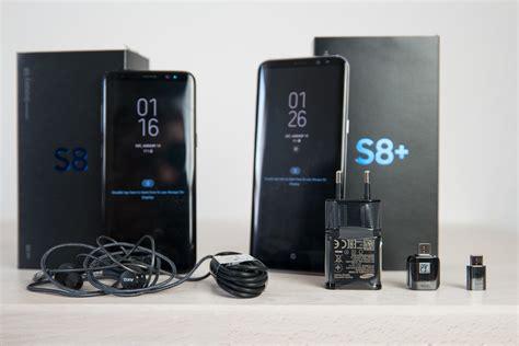 Exklusiv Samsung Galaxy S8 S8 Im Ersten Unboxing