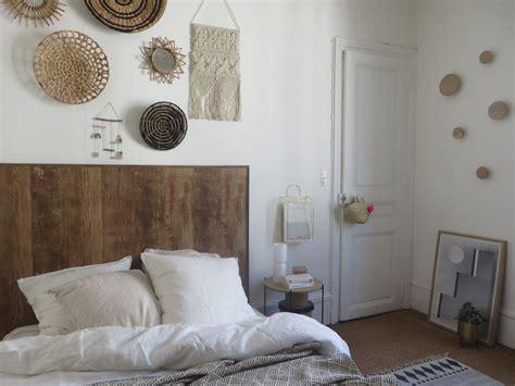 fabriquer une chambre en fabriquer une tête de lit façon bois joli place
