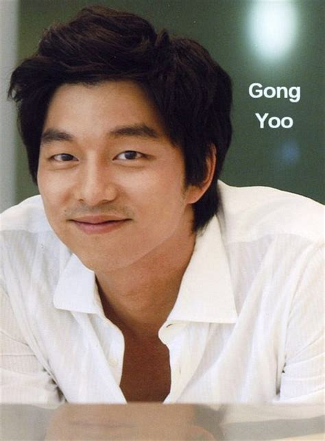 korean actor gong yoo picture gallery