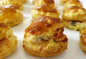 Idée Toast Apéro : ap ritif dinatoire mini feuillet s olive jambon et ~ Melissatoandfro.com Idées de Décoration