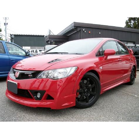 Chemonk Modified Rr by Honda Civic Mugen Rr For Sale