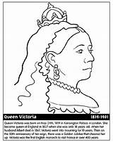 Victoria Queen Crayola Coloring Pages Colouring England Printable Clipart Drawing Easy History Canada Modern Princess Clip English sketch template