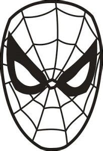 fun spiderman mask templates kittybabylovecom