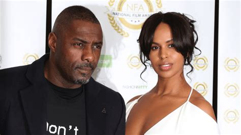 Idris Elba's Wife Sabrina Dhowre Elba Removes Wig ...