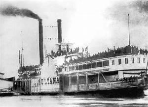 Usa - Exploring Steam Paddler Wrecks In The Missisippi River