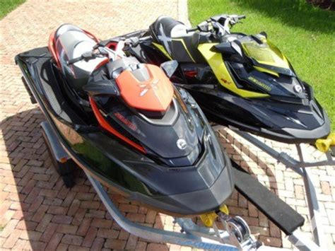 Sea Doo Boats For Sale In Jacksonville by 2012 Rxp X 260 2010 Rxt X 260 Sea Doo 260hp For Sale In