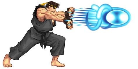 Bout To Shoot This Off Like Ryu Hyped Up On A Hadouken