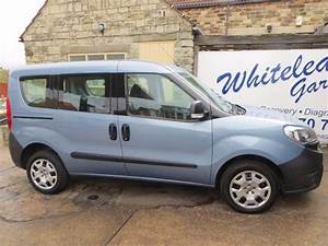 Fiat Doblò Pop : used blue fiat doblo for sale south yorkshire ~ Gottalentnigeria.com Avis de Voitures