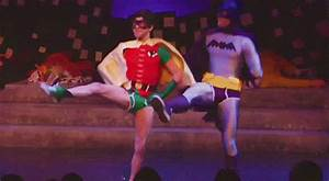 Batman Robin Dance GIFs - Find & Share on GIPHY