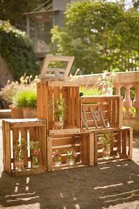 Decora tu boda con cajas de madera #Boda, #IdeasOriginales, #Decoracion La Casa de los Vestidos