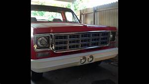 1977 Chevy C10 Restoration Update  1