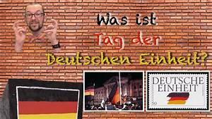 German Unification Tag Der Deutschen Einheit Deutsch Lernen Youtube