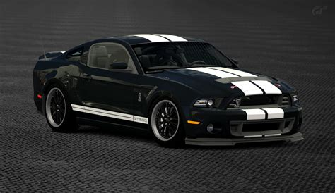 2018 Ford Mustang Shelby Gt500 Gran Turismo 6 By