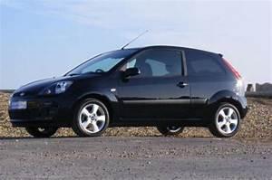 2007 Ford Fiesta Zetec