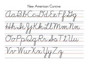 what grade do learn cursive cursive abc list cursive writing going the way of the dodo things to wear