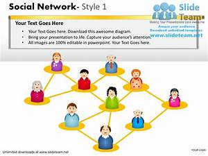 How To Create Make Download Social Network 1 Power Point