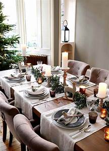 33, Inspiring, Christmas, Decor, Ideas, To, Elevate, Your, Dining, Table
