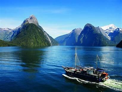 Milford Sound Cruise Mariner Zealand Overnight Island