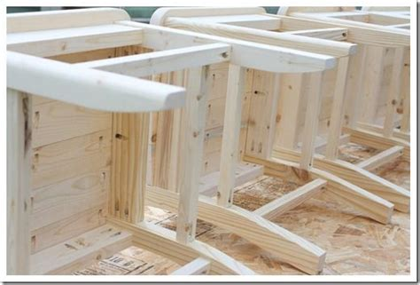 diy farmhouse kitchen chairs