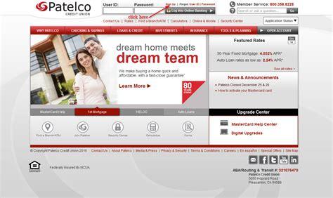 patelco credit union phone number patelco credit union banking login login bank