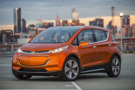 2018 Chevy Bolt Interior Autosduty