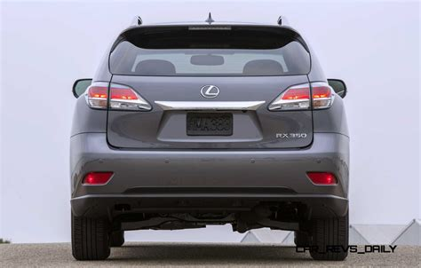 2014 Rx 350 Review by Road Test Review 2015 Lexus Rx350 Awd