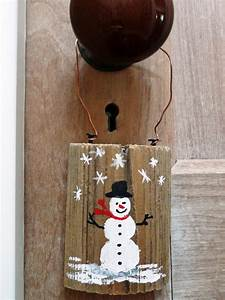 19 Rustic Christmas Decorations Made Inexpensively From