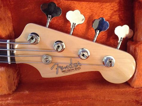 expert review fender american vintage  precision bass