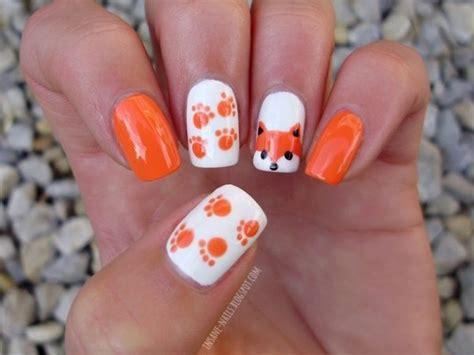 animal nail designs the cutest animal nail 2014 be modish