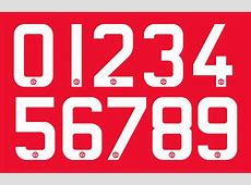 Adidas Manchester United 1516 Font Revealed Footy Headlines