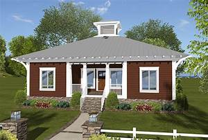 Bungalow Style House Plan  Ft Plan