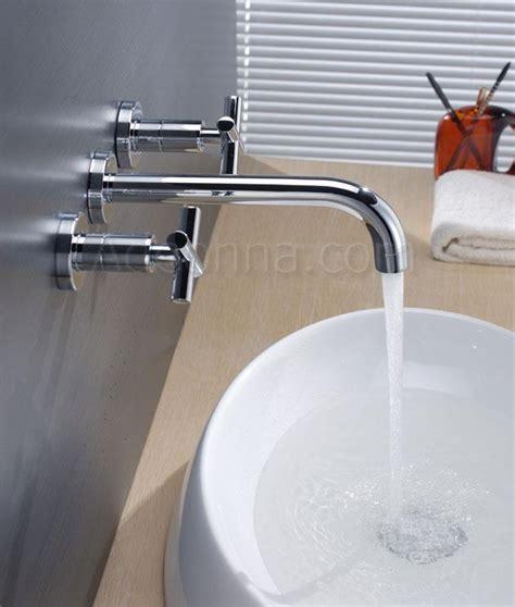 melangeur lavabo mural 3 trous atlas r 201 f atl38101 comparer les prix de melangeur lavabo mural 3