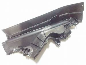 Bmw X5 Partition  Engine Compartment  Top Right  Mounting