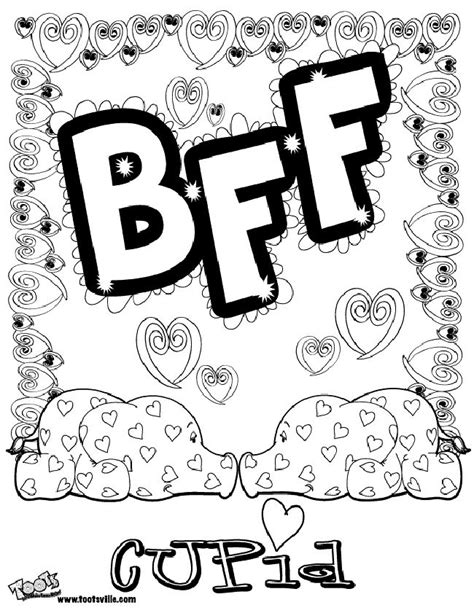 bff coloring pages coloring pages  teenagers quote coloring pages coloring pages